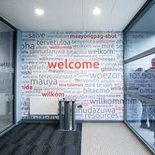 Image Xost International Welcome Wall Mural laminated In Office By Vinyl Impression Pinterest 86 Best New Office Wall Art Ideas Images Office Walls Office Wall