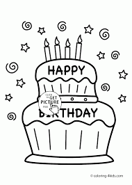 Shopkins Birthday Cake Coloring Page Free 2 Pages New Of A