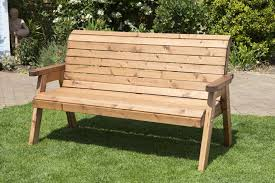 uk made fully assembled heavy duty wooden garden companion seat in well known wooden garden coffee