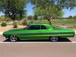 1964 Chevrolet Impala SS for Sale   ClassicCars.com   CC-896654