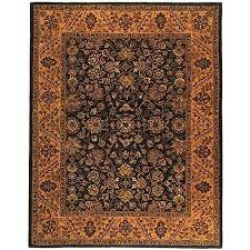 black gold rug handmade golden black gold wool rug black white gold rug black gold rug