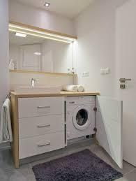 monochromatic apartment modern bathroom