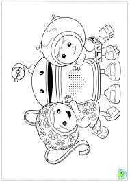Small Picture Team Umizoomi Printable Coloring Pages Children Coloring Cakes