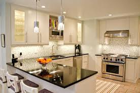 best backsplash for black countertops granite luxurious look kitchens transitional kitchen