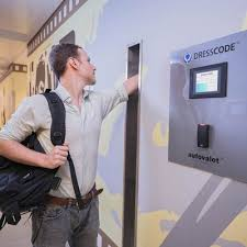 Scrub Vending Machine Classy Autovalet Systems First And Foremost In Uniform Room Automation