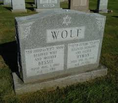 Hyman Wolf (1891-1969) - Find A Grave Memorial