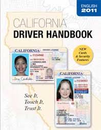 Handbook Driver Licenseroute - California