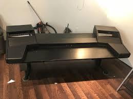 argosy desk dual15k with 803 racks