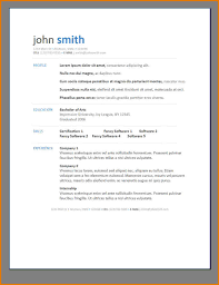 simple modern resume sample for job hunter shopgrat modern resume sampl resume sample create 11 modern resume template proposaltemplates info sample simple