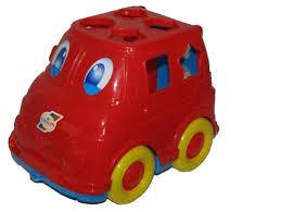 <b>Сортер Orion Toys</b> Микроавтобус — Сортеры — купить по ...
