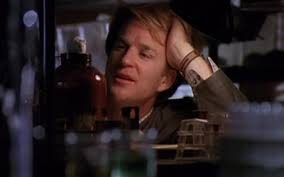flowers for algernon matthew modine kelli williams  matthew modine in flowers for algernon 2000