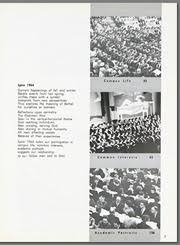 Bethel University - Spire Yearbook (St Paul, MN), Class of 1964, Cover