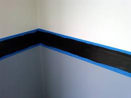garage wall paintPainting wall Stripe  The Garage Journal Board