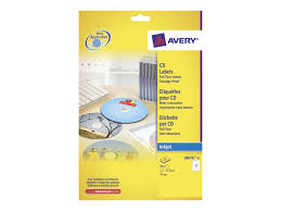Avery Labels Dvd J8676 25 Avery Cd Dvd Labels 50 Label S 117 Mm Round