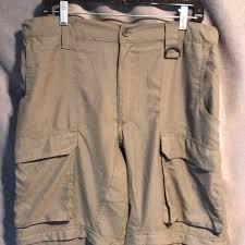 Boy Scout Switchback Pants Size Chart Size Medium Boy Scouts Uniform Pants Zip Shorts