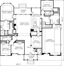 house plans with big garage new not bad floor plan formal dining walk in pantry with