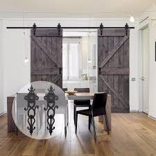 description lwzh interior wood door sliding barn door sliding closet hardware