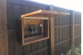 mounting a tv outdoors stun how to build outdoor enclosure information on the tv home ideas