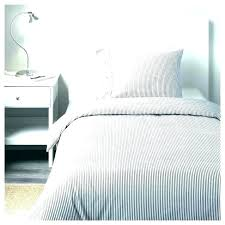 ticking duvet stripe quilt coverlet pinstripe bedding comforter cover king sets black and grey uk ticking duvet classic stripe cover