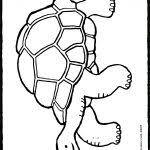25 Idee Kleurplaten Schildpad Mandala Kleurplaat Voor Kinderen