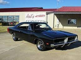 1969 Black Dodge Charger R T 440 4 Speed Xs29 Code True R T Certified Pre Owned Dodge Charger For Sale In Dodge Charger Dodge Muscle Cars Classic Cars