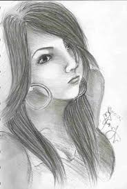 Stock Rhshutterstockcom Easy Coloring Pages Cute Girl Thanhhoacar