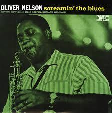 <b>Oliver Nelson</b> : <b>Screamin</b>' The Blues (LP, Vinyl record album ...