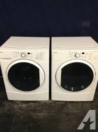 kenmore he2 washer. Modren Washer White Kenmore HE2 T Front Load Washer Dryer Set 10301  With He2 F