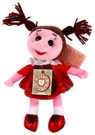 <b>Мягкая игрушка</b> Мульти-Пульти Лунтик и его друзья <b>Божья</b> ...