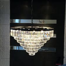 odeon glass fringe rectangular chandelier replica grand crystal chandelier industrial diam clear glass fringe 7 tier