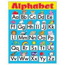 Details About Chart Alphabet Fun Gr Pk 1