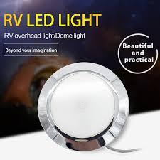 rv dome light interior reading lamp