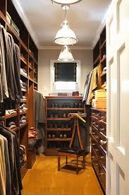 walk in closet ideas for men. Narrow Rooms Make For Perfect Closets Walk In Closet Ideas Men E