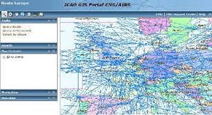 Ats Route Chart Eanp Electronic Air Navigation Plan Icao Gis Web Server
