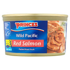 Image result for Tinned salmon