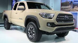 Toyota Tacoma Holds a Leading Position in June 2015 [Sales Report ...