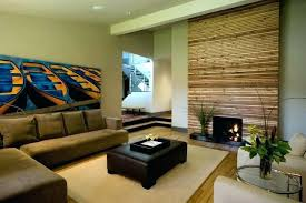 Decorating Rectangular Living Room Model Custom Decoration