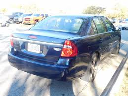2007 Used Chevrolet Malibu 4dr Sedan LS w/1LS at Honda of ...