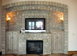 stone gas fireplace images outdoor ideas natural wood inserts firep