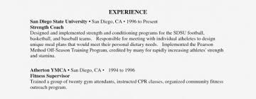 Dog Trainer Resume Dog Trainer Resume Trainer Resume Fitness Instructor Resume