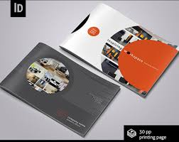 Interior Design Brochure Template Inspiration 44 Really Beautiful Brochure Designs Templates For Inspiration