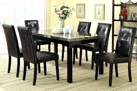 6 chair dining table set 6 piece round dining set 6 chair dining set easy dining