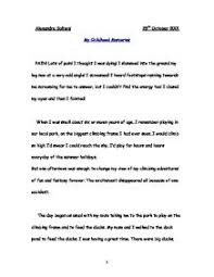 childhood memories essays narrative essays about childhood memories