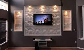 14 astic led tv wall panel design