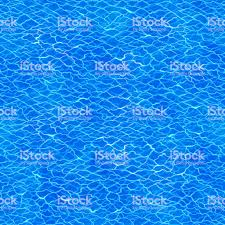 High Quality Seamless Pattern Swimming Pool Water Illustration Istock Seamless Pattern Swimming Pool Water Stock Vector Art More Images