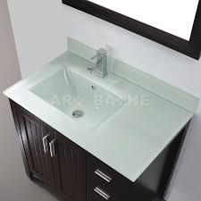 contemporary bathroom vanities 36 inch. Wondrous Design Glass Bathroom Vanity Top Incredible Countertop Regarding With Contemporary 16 Vanities 36 Inch O