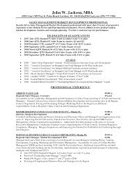 Area Sales Manager Resume Regional Manager Resume Examples Radiovkm Tk