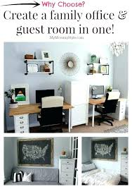 guest room office home office and guest bedroom a family office and guest room in one guest room office