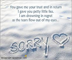 Sorry Quotes Adorable Sorry Quotes Dgreetings