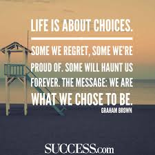 Quotes About Choice